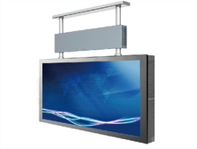 55'' USER Ceiling Mounted Digital Signage for Showcase Screen